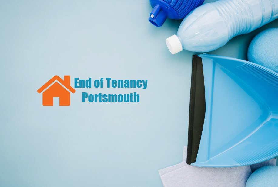 End of Tenancy Cleaning Portsmouth - contact page