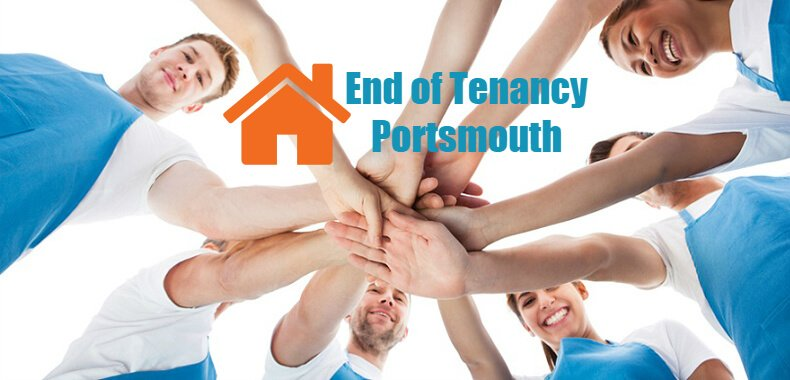 Portsmouth End of Tenancy Cleaning Team