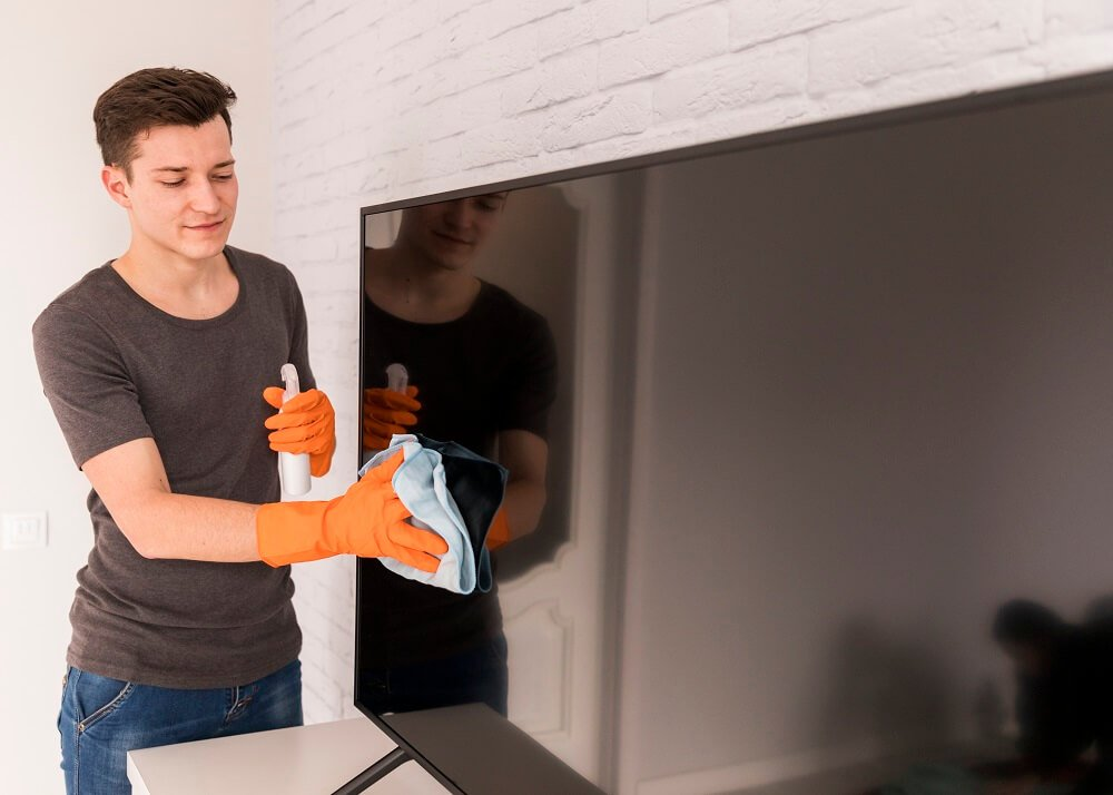 Clean your favorite 'details' at home