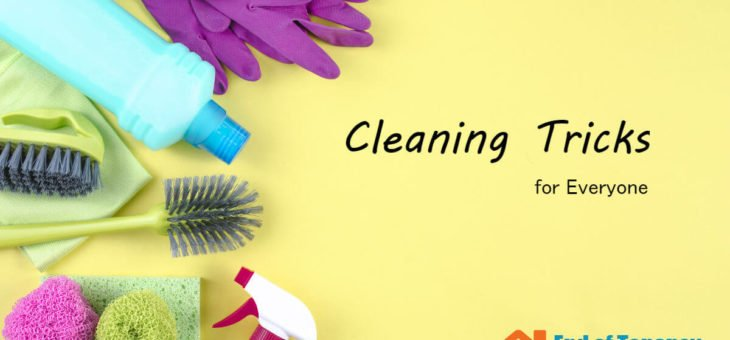 Little Cleaning Tricks for Everyone
