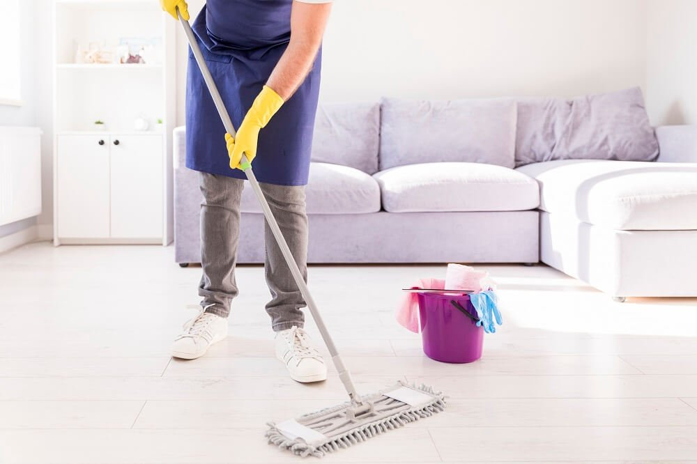 end of tenancy cleaning - blog