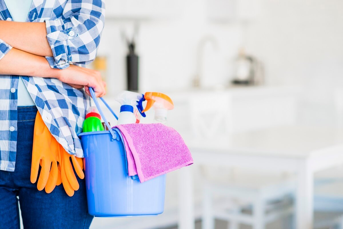 end of tenancy cleaning do it yourself